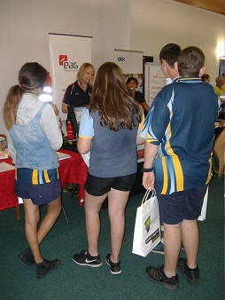 Year 10's Careers Expo